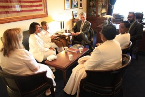 GSM meet with Rep Rigell_March 2015