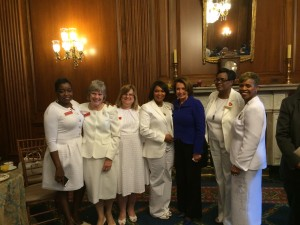 GSMs with Nancy Pelosi