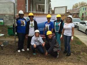 Habitat for Humanity - Veterans Build - Nov 7 2015 (2)