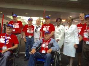 Honor Flight (2)- Sept 9 2015