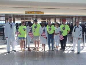 Honor Flight (3)- Sept 9 2015