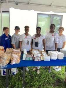 MD Patriot Guard Annual BBQ for Wounded Warriors
