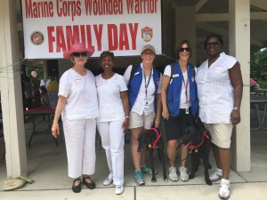 Marine Corps Wounded Warrior Family Day