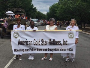 AGSM in Memorial Day Parade - May 2016