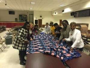 Blanket Project - April 2016