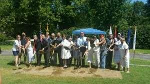 GS Families Groundbreaking Ceremony (2) - Aug 15 2016
