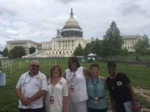 Kelly Joy SOS coordinators memorial day