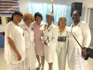 VFW Fashion Show and Tea - March 5 2016